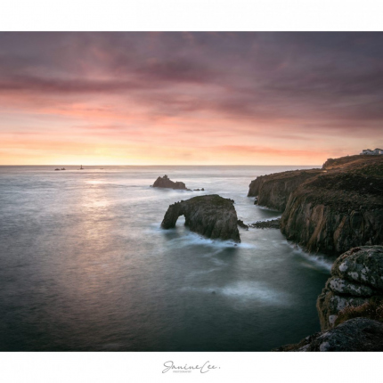 Lands End Sunset